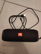 JBL Flip 5 – Enceinte Bluetooth Portable Noire – Étanche
