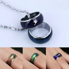 1PC Fasion Japanese Anime Jewelry Fairy Tail Change Color Ring Necklace Pendent