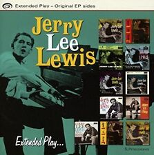 JERRY LEE LEWIS EXTENDED PLAY: ORIGINAL EP SIDES NEW CD