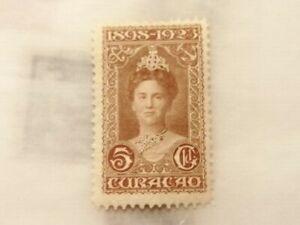 HOLLAND/CURACAO,HOLLAND, 1898/1923 MLH