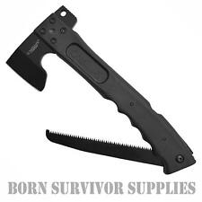 Camillus CAMTRAX - 3in1 Hatchet Folding Saw Hammer Axe Survival & Bushcraft Tool