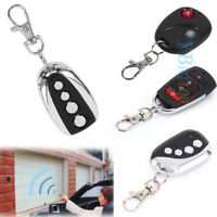 Practical 433mhz Gate Opener Clone Remote Control Key For Electric Garage Door