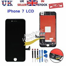 "LCD For iPhone 7 4.7"" Screen Digitizer Touch Display  Black Assembly Replacement"