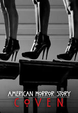 American Horror Story Coven Framed Print (Season 3 Picture Poster Gothic Art)