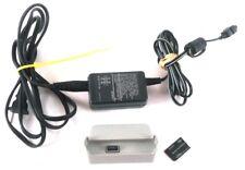 Sony Digital Camera UC-TA Charging Cradle AC-LM5 Power Supply Memory Stick 256MB