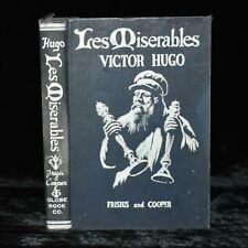 LES MISERABLES Victor Hugo ©1947 Adapted w/20th Century Film Photos & Discussion