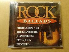 CD / ROCK BALLADS: BON JOVI, JOAN OSBORNE, U2, INXS, PAUL WELLER, ..