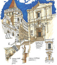 Limited Edition Art Print 'NOTO' Artist signed & numbered picture