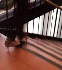 "Anti Skid Non Slip Tread Tape 25mm (1"") wide Black 1 Metre Length"