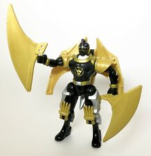 """MMPR Power Rangers Dino Thunder 6.5"""" Black Thunder Morphin action figure"""