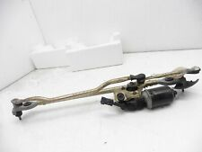 Saab 9-3 93 98-02 Aero Front Wiper Mechanism Linkage and Motor 1591008844