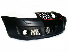 VW Golf 5 V MK5 06-09 Jetta Rabbit GTI Look Front Bumper with Grille