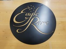 Eagle Rare Bourbon Metal Wall Art Plasma Cut Home Decor Gift Idea