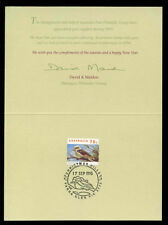 Australia 1993 Christmas Australia Post Greetings Card #C12303