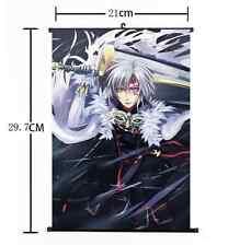 Hot Japan Anime D. Gray-man Hallow Allen Walker Home Decor Poster Wall Scroll