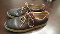 Mens Sperry Top-Sider GOLD CUP SPORT CASUAL CVO  10.5 M  Brown  STS11785