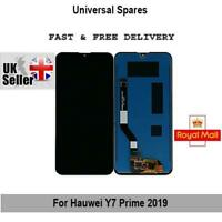 Replacement For Huawei Y7 Prime 2019 Black DUB-LX3 LCD Display UK