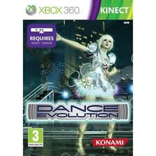 Xbox 360 baile Evolution Kinect