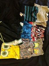 9-item Lot boys Summer clothes Sz Small 5.  5 Shirts, 4 Shorts