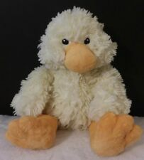 """First Impressions Duck Plush Yellow Orange Duckling Lovey Baby Duckie 14"""""""