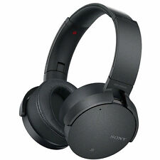 Sony MDRXB950N1 Headphones Bluetooth Noise Cancel Extra Bass Blk MDR-XB950N1 #95