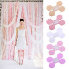 Tissue Paper Clovers Hanging Garland Wedding Birthday Party Home Decoration 3.6m