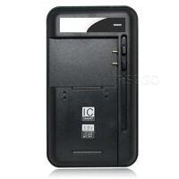 Universal battery External Charger for Alcatel OneTouch Pixi Glitz A463BG Phone