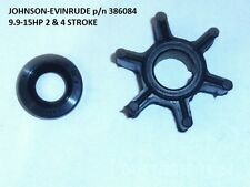 OMC JOHNSON EVINRUDE OUTBOARD ENGINE IMPELLER 9.9-15hp + DRIVE SHAFT SEAL