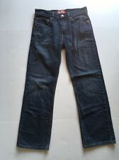 Men's Levi Strauss 527 Denim Blue Jeans Red Tag Boot Cut 28 X 28