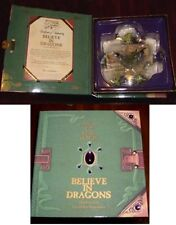 Believe in Dragons w/Box Pocket Dragons Item 013875 Members Only Piece