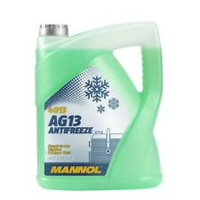 5L MANNOL AG13 GREEN Antifreeze Coolant Concentrated to -40�C LONGLIFE SAE J1034
