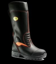 JOLLY CROSSTECH GORE-TEX LEATHER FIREMANS BIKERS RIGGER BOOTS WATERPROOF SIZE 9