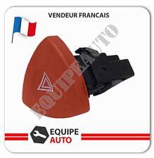 Bouton de WARNING feux de détresse rouge pour Renault et Opel OEM = 8200442724