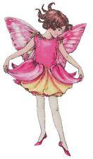 Patch Thermocollant en tissu Fée Papillon Iron-on patch Flower Fairy
