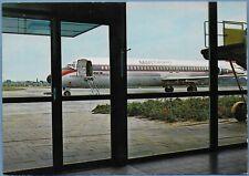 AIRLINE MEMORABILIA / POSTCARD / MARTINAIR / MCDONNELL-DOUGLAS DC-9-32