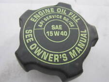 GM Car and Truck Oil Filler Caps