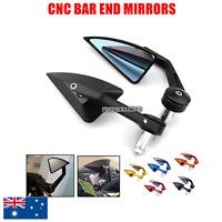 CNC Motorcycle Rear view mirror yamaha mt03 mt07 mt09 honda CBR900RR CBR CBR125R