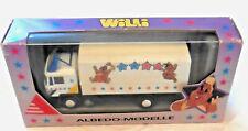 """ALBEDO MAN F90 """"4 gegen Willi"""" (Fahrzeug zur TV-Show), 1/87, mb mit OVP"""