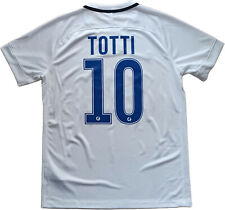 Maglia Totti Nike calcio La notte del maestro last game PIRLO Wiko Ronaldo