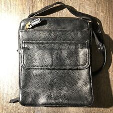 Relic Black Pebble Pattern Mini Backpack Handbag Organizer Purse! Excellent Cond