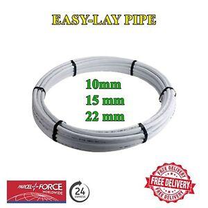 SALE! Pushfit EasyLay barrier pipe 10/15/22 /Hep20/speedfit/polypipe alternative
