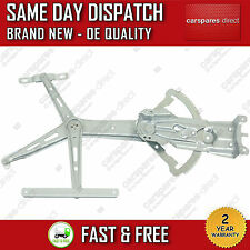 VAUXHALL/ OPEL ZAFIRA A 1999>05 FRONT RIGHT SIDE WINDOW REGULATOR WITHOUT MOTOR