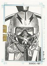 Star Trek The Original Series Art & Images: Steven Miller Sketchafex Sketch Card