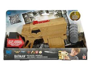 DC Justice League Batman Disc Blaster by Mattel Toys