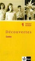Découvertes Cadet. Das neue Lehrwerk speziell für jünger...   Buch   Zustand gut