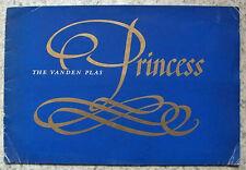 VANDEN PLAS PRINCESS Car Sales Brochure c1961 #1823A Saloon & Limousine