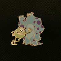 Disney Pin Mike and Sulley Pixar's Monsters Inc Disney Pin 48113