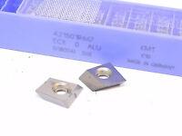 Left Hand 5... Hertel TDHH 1280751 HP520B Grade Carbide Boring Insert Triangle