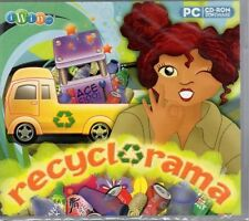 Recyclorama (PC-CD, 2008) for Windows 7/Vista/XP/2000 - NEW in Jewel Case