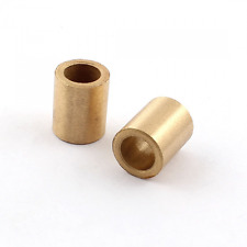 2pcs Sintered Bronze Bushing Bearing Sleeve 8mm Bore x 12mm OD x 15mm